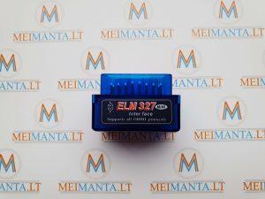 ELM 327 Mini (bluetooth 3.0), 2 plokštės