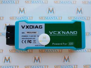 Jaguar, Land Rover VXDIAG VCX NANO