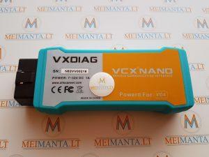 Volvo VXDIAG VCX NANO