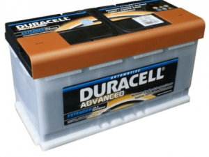 Akumuliatorius Duracell Advanced 12V/100Ah/800A