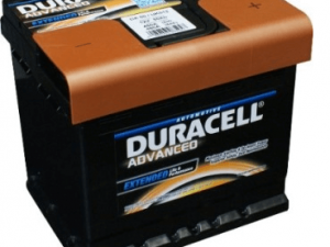 Akumuliatorius Duracell Advanced 12v/50Ah/450A