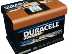 Akumuliatorius Duracell Advanced 12V/62Ah/540A