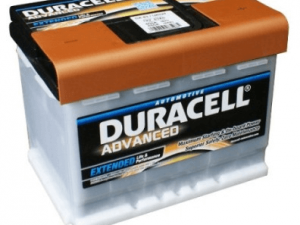 Akumuliatorius Duracell Advanced 12V/63Ah/600A