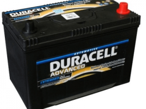 Akumuliatorius Duracell Advanced 12V/95Ah/720A
