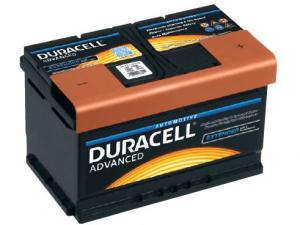 Akumuliatorius Duracell Advanced 12V/95Ah/800A