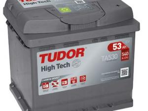 Akumuliatorius Tudor High Tech 12V/53Ah/540A