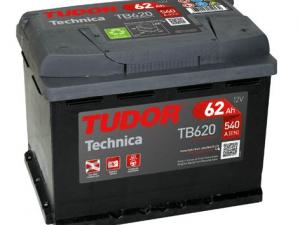 Akumuliatorius Tudor Technica 12V/62Ah/540A