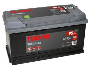 Akumuliatorius Tudor Technica 12V/95Ah/800A