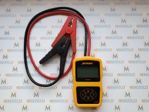 Akumuliatoriaus testeris Autool BT360