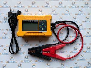 Akumuliatoriaus testeris / įkroviklis Autool BT380