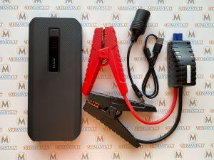 Automobilio užvedėjas (paleidėjas) Xiaomi 70mai MAX Midrive PS06, 1000A
